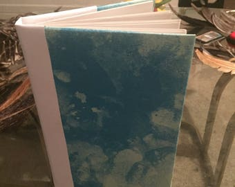Hand made hardcover sketchbooks