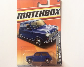 64 Austin Mini Cooper. Heritage Classics