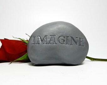 Large Imagine Rock Soap - Choose your Scent