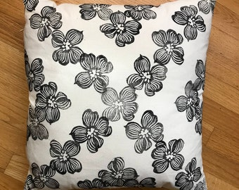 Natural Dogwood Pillow Cover
