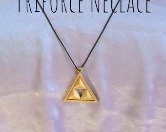 Zelda Triforce Necklace Breath of The Wild Switch