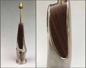Vintage Mid Century Modern Laurel Harmony House Table Lamp