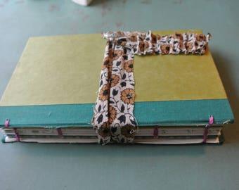 hand bound art journal