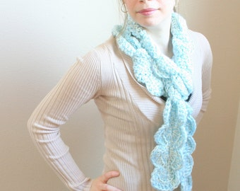 Pdf digital patterncrochet hooded cowl patterncrochet cowl hood pdf digital patterncrochet scarf pattern crochet ruffle scarf pattern bulky yarn scarf pattern easy scarf pattern blue crochet scarf dt1010fo