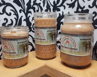 Birchwood - 100% Soy Wood Wick Candles