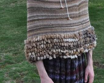 Cable Knit Sweatpants