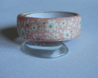 Fabric tape/tape fabric rose flowers