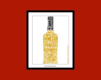 Liquid Sunshine A Bottle of Irish Whiskeys