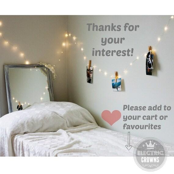 Bedroom Decor Home Decor Bedroom Lights Fairy Lights - Where can i buy fairy lights for my bedroom