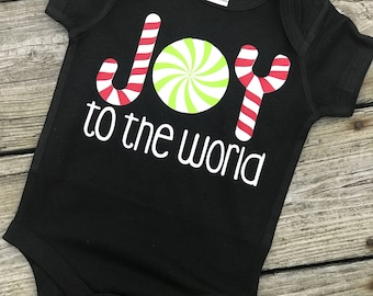 Joy to the world//candy cane cutie//christmas collab//kids