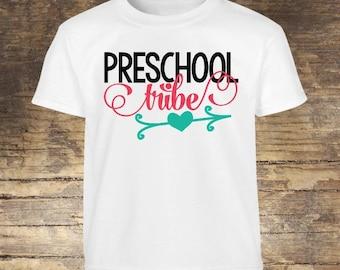 Preschool Shirt, Pre-K Shirt Girls, Pre K Girls, PreK Shirt, Back To School Shirt, First Day Of School, 1st Day Of School,First Day of Pre-K