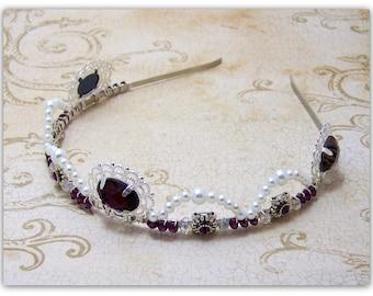 Medieval Crown - Renaissance Crown, Medieval Jewelry, Crown, Tudor Crown, Tiara