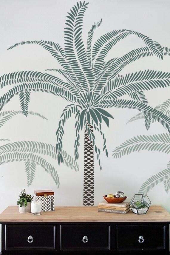 pochoir geant pour mur beautiful au pied du mur with pochoir geant pour mur pochoir mur salle. Black Bedroom Furniture Sets. Home Design Ideas