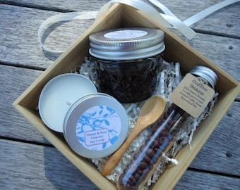Coffee Lover Gift Box, Pamper Coffee Gift Box, Bridesmaid Pamper Gift Box, Maid of Honour Pamper Gift Box, Birthday Pamper Gift Box