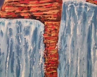 Copper Canyon Waterfall