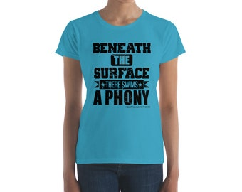 Beneath The Surface There Swims A Phony 0105b