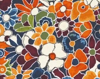 Michael Miller Fabric Garden Carpet in Multi 1/2 Yard by Laura Gunn