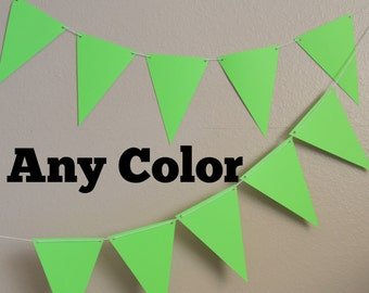 Banner, Bunting, Flags, Party Decor,