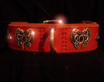 Leather Collar REDDRAGON
