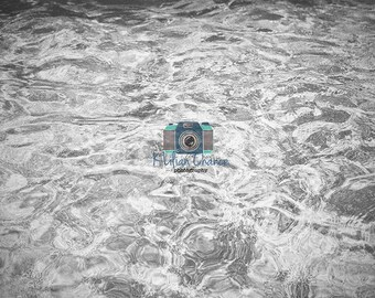 Photoshop Texture Overlay Water 02BW  Instant Download, Photograph overlay, texture download