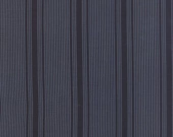 Moda Collections Mill 1889 Indigo Blue Stripes Civil War Reproduction Fabric BTY 46225-20