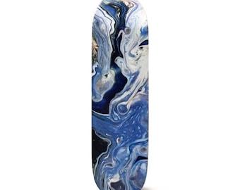 Abstract art Skateboard deck