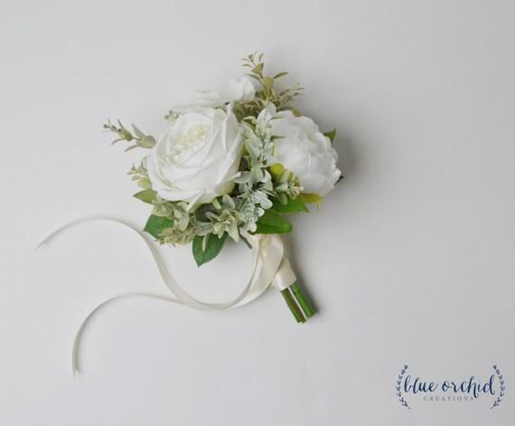 Bridesmaid Bouquet Small Bouquet Boho Bridesmaid Bouquet