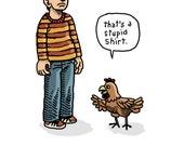 Jerk Chicken Print