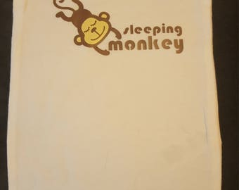 Sleeping Monkey Onsie