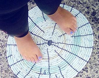 Ocean saving rope mat