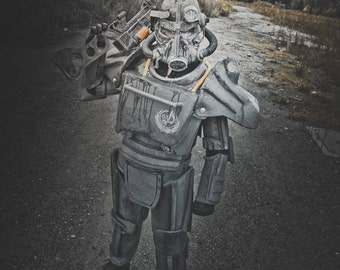 how to get remnants power armor