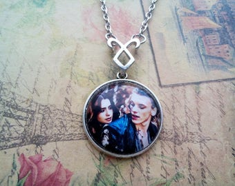 The mortal instruments necklace