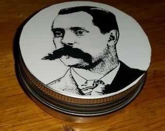 Handlebargains Mustache Wax Patchouli 1 oz