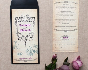 GISELLE // Wedding Stationery // Suite