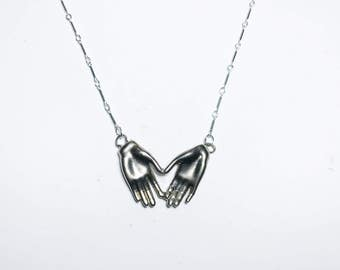 Lovely Hands Necklace