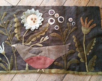 New Pattern by Maggie Bonanomi - Summer in My Garden