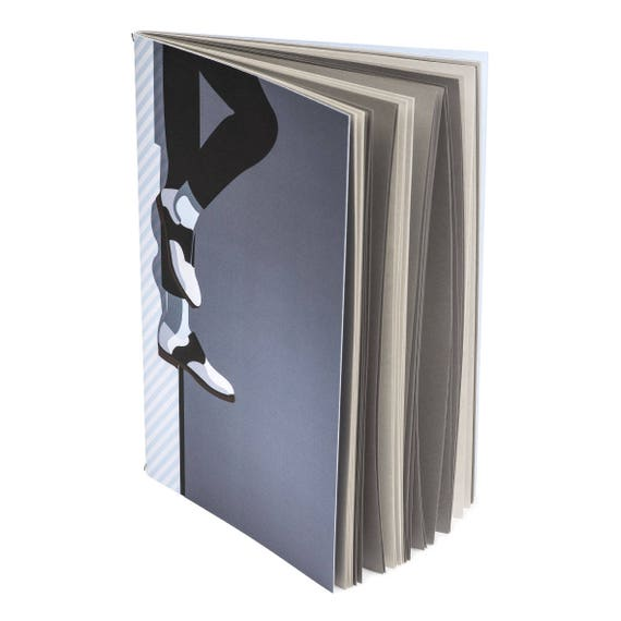 NEW SHOES NOTEBOOK. Colored pages A5 notebook. Shoes Notebook. For shoe lovers. Perforated pages. For little sister. For young girl