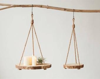 Medium Paulownia Hanging Table
