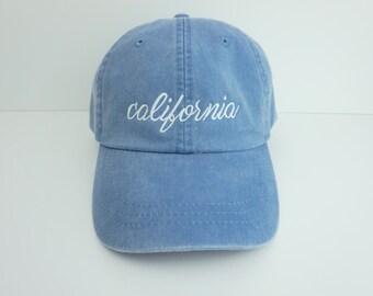 California Dad Hat
