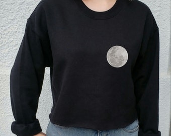 Moon Lovers, Tumblr Sweater, hipster shirt, tumblr fashion, S-XXL, blogger