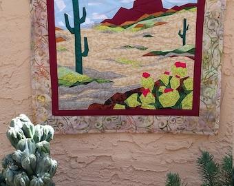 Southwest Art Quilt
