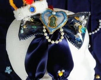 kingdom hearts sora's crown hair piece
