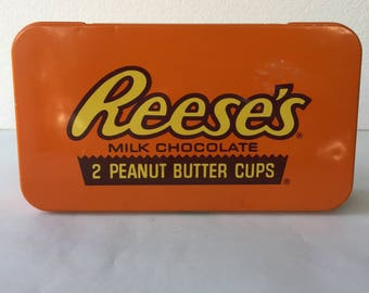 Reese's Peanut Butter Cups tin