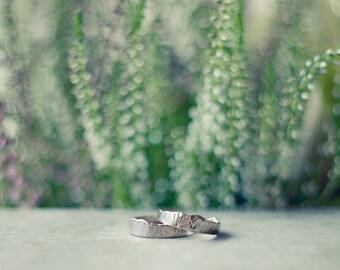 Esja Mountain Ring - Silver Ring for Women & Men -  Wedding / Engagement Iceland