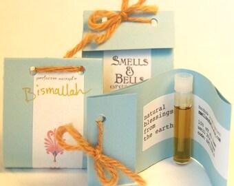 Bismallah Natural Perfume Sample