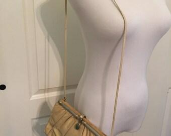 Vintage Judith Leiber Snakeskin Clutch Bag