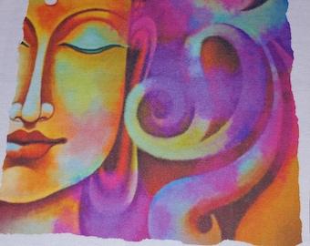 Women's Buddha Tee 01