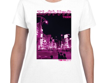 Tokyo City Life Pink
