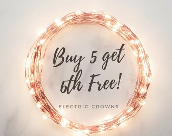 Party string lights fairy lights rustic wedding by electriccrowns wedding sign lights wedding entrance 33ft long string lights long fairy lights junglespirit Images