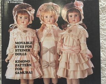 Doll Crafter magazine; April 2001 issue